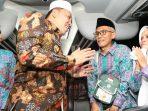 Lepas 406 JCH Sampang, Bupati Slamet Junaidi Wanti-Wanti Jaga Kesehatan