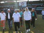 Kompetisi Bola Bupati Cup Sumenep Hanya Diikuti 23 Kecamatan