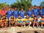 Sambut HUT Kemerdekaan RI Ke-74, Kodim Namlea Gelar Turnamen Futsal Binter Cup III