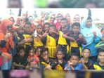 Tournament Kompetisi Sepak Bola U-12 Dispora Kabupaten Buru