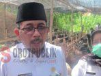 Jelang Hari Raya Idul Adha, DKPP Sumenep Periksa Kesehatan Hewan Qurban