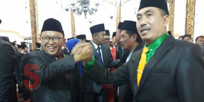 Pelantikan Anggota DPRD Sumenep Periode 2019-2024
