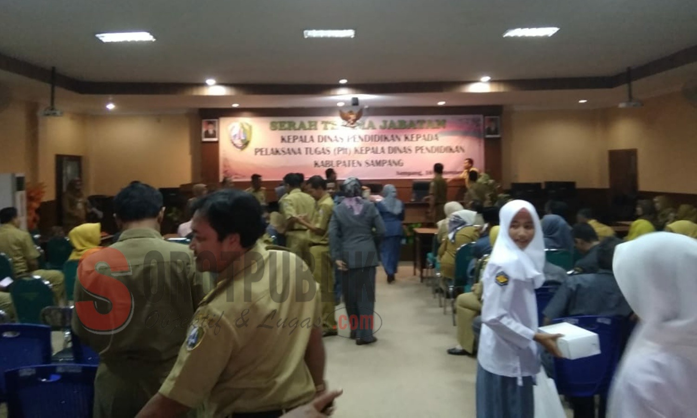 Dinas Pendidikan Kabupaten Sampang