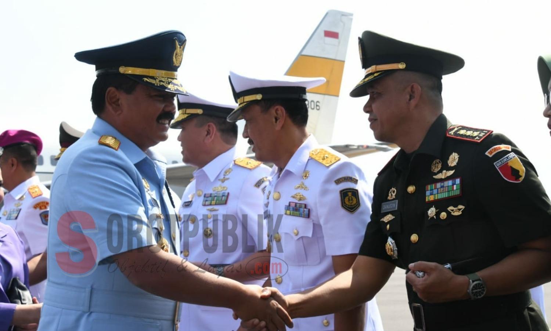Panglima TNI Marsekal TNI Hadi Tjahjanto