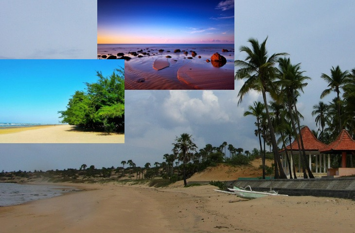 Pantai Slopeng, Pantai Lombang, Pantai Badur