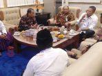 Bupati Sampang temui Lintas Media Sampang