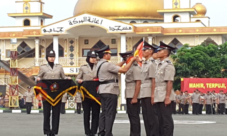 Kapolda Metro Jaya, Irjen Pol. Nana Sudjana melantik Anggota Bintara Polri