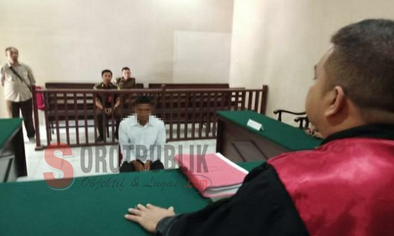 Pembunuh Tiga Warga Waesama Bursel Divonis Penjara Seumur Hidup