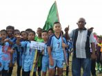 Kepala SD Al Hilal 2 Namlea Apresiasi Tournament Kompetisi Sepak Bola U-12