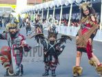 Jember Fashion Carnaval Menuai Pro dan Kontra