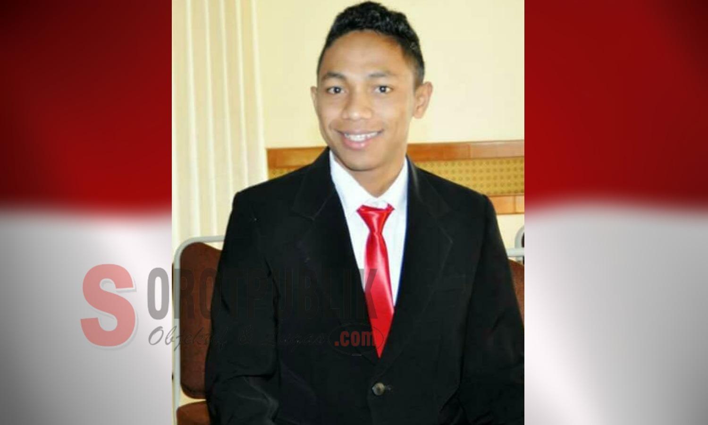 Pengacara Muda, Muhamad Taib Warhangan, S.H., M.H.