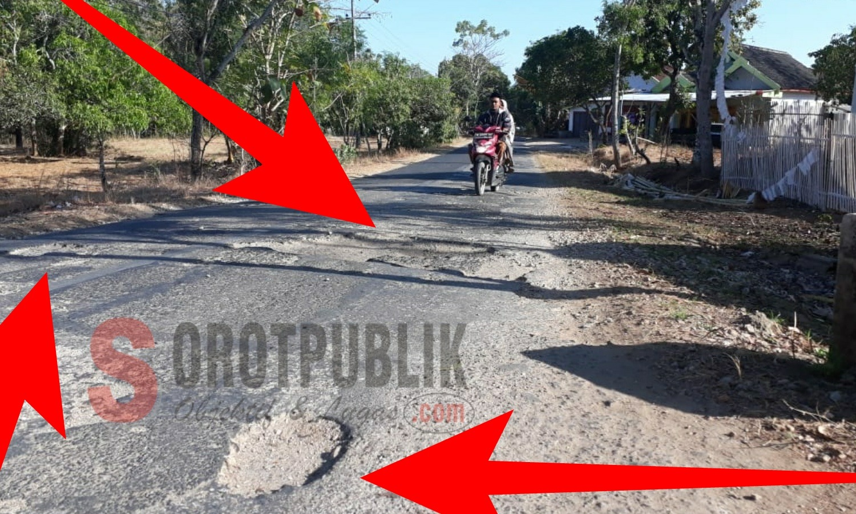 Jalan Nasional Jalur Pantura Sumenep